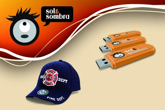 Servicios artículos personalizados. Merchandising, eventos. Artículos personalizados Sol&Sombra.